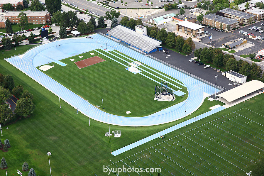 1309-22 4216<br /> <br /> 1309-22 BYU Campus Aerials<br /> <br /> Brigham Young University Campus, Provo, <br /> <br /> Clarence F. Robison Track and Field Complex, TRAK<br /> <br /> September 6, 2013<br /> <br /> Photo by Jaren Wilkey/BYU<br /> <br /> © BYU PHOTO 2013<br /> All Rights Reserved<br /> photo@byu.edu  (801)422-7322