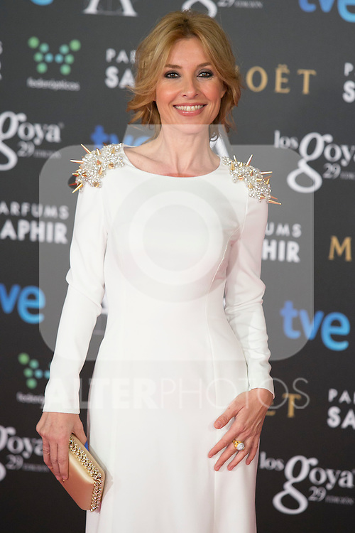 Cayetano Guillen Cuervo attend the 2015 Goya Awards at Auditorium Hotel, Madrid,  Spain. February 07, 2015.(ALTERPHOTOS/)Carlos Dafonte)