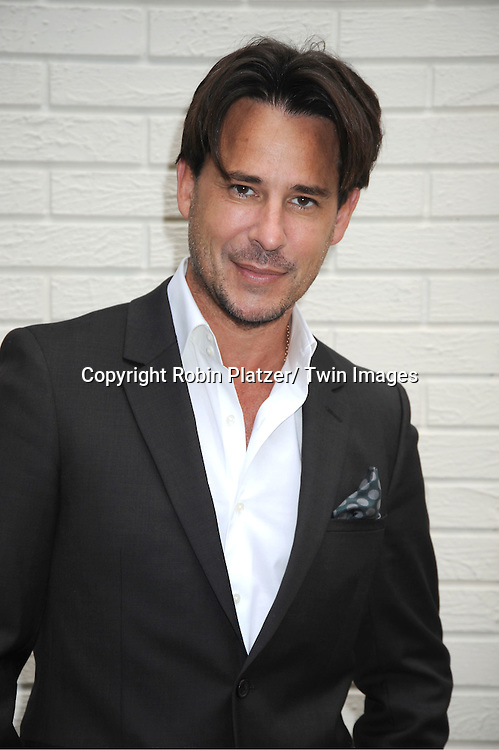 Ricky Paull Goldin attending the Good Night Pine Valley Event co-hosted by All My Children actors Ricky Paull Goldin and Alicia Minshew on September 17, 2011 at Prohibition in New York City