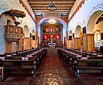 Mission San Juan Bautista, the fifteenth mission founded in California