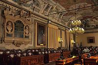 Europe/Italie/Emilie-Romagne/Bologne : Salle du Conseil