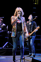 LONDON, ENGLAND - OCTOBER 8: Chrissie Hynde of 'Pretenders' performing at Eventim Apollo on October 8, 2017 in London, England.<br /> CAP/MAR<br /> &copy;MAR/Capital Pictures /MediaPunch ***NORTH AND SOUTH AMERICAS ONLY***