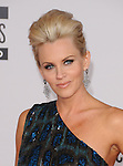Jenny McCarthy at The 2010 American Music  Awards held at Nokia Theatre L.A. Live in Los Angeles, California on November 21,2010                                                                   Copyright 2010  DVS / Hollywood Press Agency