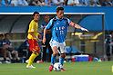 Kazuyoshi Miura (Yokohama FC), JULY 24, 2011 - Football : 2011 J.LEAGUE Division 2 between Yokohama FC 1-2 Giravanz Kitakyushu at NHK Spring Mitsuzawa Football Stadium, Kanagawa, Japan. (Photo by YUTAKA/AFLO SPORT) [1040]