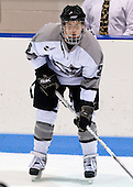 Ian O'Connor (Providence 26) - The Boston College Eagles and Providence Friars played to a 2-2 tie on Saturday, March 1, 2008 at Schneider Arena in Providence, Rhode Island.