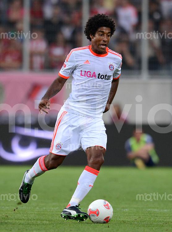 Fussball 1. Bundesliga:  Saison   2012/2013     Testspiel Paulaner Cup:  - FC Bayern Muenchen 31.07.2012 Dante (FC Bayern Muenchen)