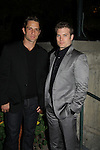 David Fumero & Mark Lawson attend ABC Daytime Soap Casino Night with the Stars on October 28, 2010 at Guastavinos, New York City, New York. (Photo by Sue Coflin/Max Photos)