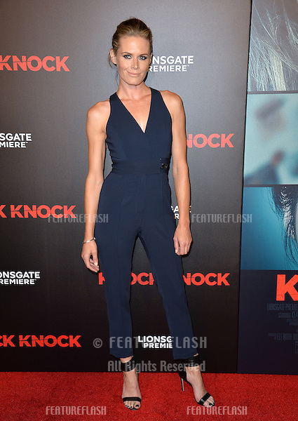 Lauren Shaw at the Los Angeles premiere of  &quot;Knock Knock&quot; at the TCL Chinese Theatre, Hollywood.<br /> October 7, 2015  Los Angeles, CA<br /> Picture: Paul Smith / Featureflash