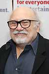 Danny DeVito attends The Actors Fund Annual Gala at the Marriott Marquis on 5/8//2017 in New York City.