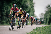Bob Jungels (LUX/Quick-Step Floors)<br /> <br /> Stage 5: Grenoble > Valmorel (130km)<br /> 70th Critérium du Dauphiné 2018 (2.UWT)