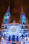 Cathedral of Chartres, Eure-Et-Loir, Centre, France
