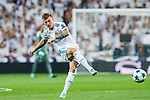 Toni Kroos of Real Madrid in action during the UEFA Champions League 2017-18 match between Real Madrid and APOEL FC at Estadio Santiago Bernabeu on 13 September 2017 in Madrid, Spain. Photo by Diego Gonzalez / Power Sport Images