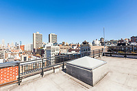 Roof Deck at 426 West Broadway