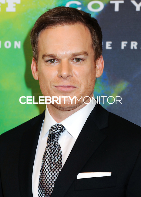 NEW YORK CITY, NY, USA - JUNE 16: Actor Michael C. Hall arrives at the 2014 Fragrance Foundation Awards held at the Alice Tully Hall, Lincoln Center on June 16, 2014 in New York City, New York, United States. (Photo by Celebrity Monitor)