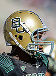 Baylor Bears defensive back Kevin Mitchell (47) in action during the game between the Southern Methodist Mustangs and the Baylor Bears at the Floyd Casey Stadium in Waco, Texas. Baylor defeats SMU 59 to 24.