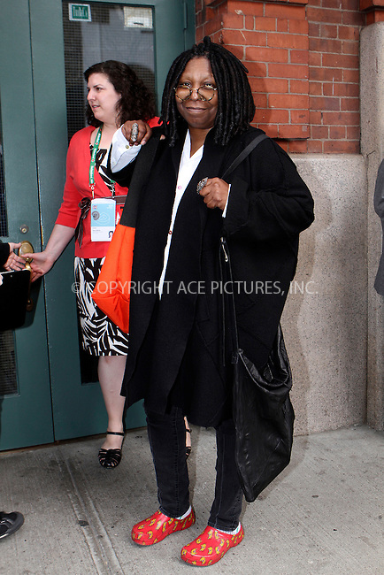 WWW.ACEPIXS.COM....April 18 2013, New York City....Whoopi Goldberg in Tribeca on April 18 2013 in New York City......By Line: Nancy Rivera/ACE Pictures......ACE Pictures, Inc...tel: 646 769 0430..Email: info@acepixs.com..www.acepixs.com