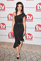 Bhavna Limbachia at the TV Choice Awards 2017 at The Dorchester Hotel, London, UK. <br /> 04 September  2017<br /> Picture: Steve Vas/Featureflash/SilverHub 0208 004 5359 sales@silverhubmedia.com