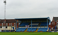 A general view of the Gainsborough Martin &amp; Co. Arena (The Northolme), home of Gainsborough Trinity<br /> <br /> Photographer Andrew Vaughan/CameraSport<br /> <br /> Pre-Season Friendly - Gainsborough Trinity v Lincoln City - Saturday 15th July 2017 - The Gainsborough Martin &amp; Co Arena - Gainsborough<br /> <br /> World Copyright &copy; 2017 CameraSport. All rights reserved. 43 Linden Ave. Countesthorpe. Leicester. England. LE8 5PG - Tel: +44 (0) 116 277 4147 - admin@camerasport.com - www.camerasport.com