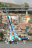 Extreme Sailing Series 2013, Act 5 - Porto, Portugal on July 28, 2013 (Photo Credits: Paulo Oliveira/DPI) NoretePhoto.com