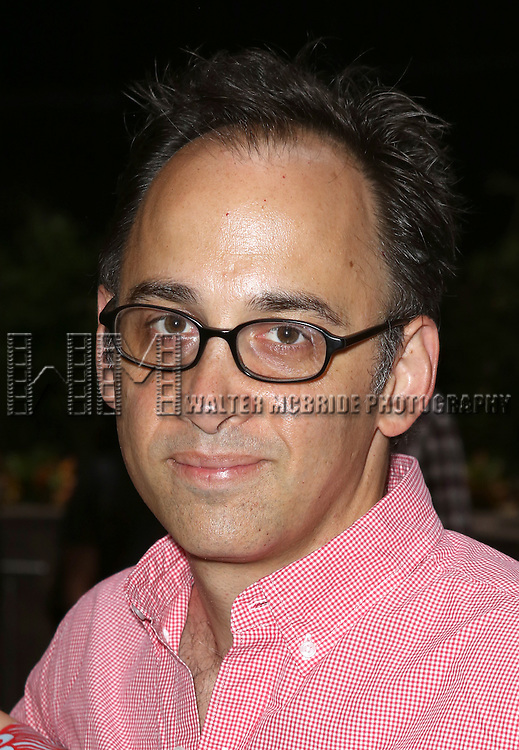 David Wain attend 'The Unavoidable Disappearance Of Tom Durnin' Opening Night at Laura Pels Theatre on June 27, 2013 in New York City.