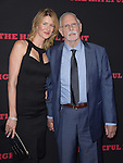 Laura Dern, Bruce Dern at The Weinstein L.A. Premiere of The Hateful Eight held at The Arclight Theatre in Hollywood, California on December 07,2015                                                                   Copyright 2015 Hollywood Press Agency