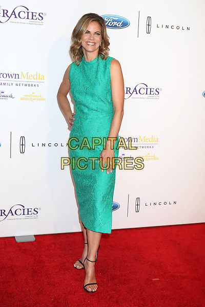 LOS ANGELES - MAY 24:  Natalie Morales at the 41st Annual Gracie Awards Gala at Beverly Wilshire Hotel on May 24, 2016 in Beverly Hills, CA. <br /> CAP/MPI/DE<br /> &copy;DE/MPI/Capital Pictures