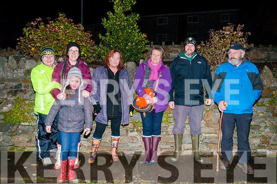 Tarbert Fright Nite: Taking part in the Tarbert Fright Nite on Saturday night last were Patricia Griffin, Karen & Niamh Condon, Hazel & Caroline Bohan, Paddy Griffin & Teddy Griffin.