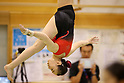 Artistic Gymnastics : Japan women's national team training camp