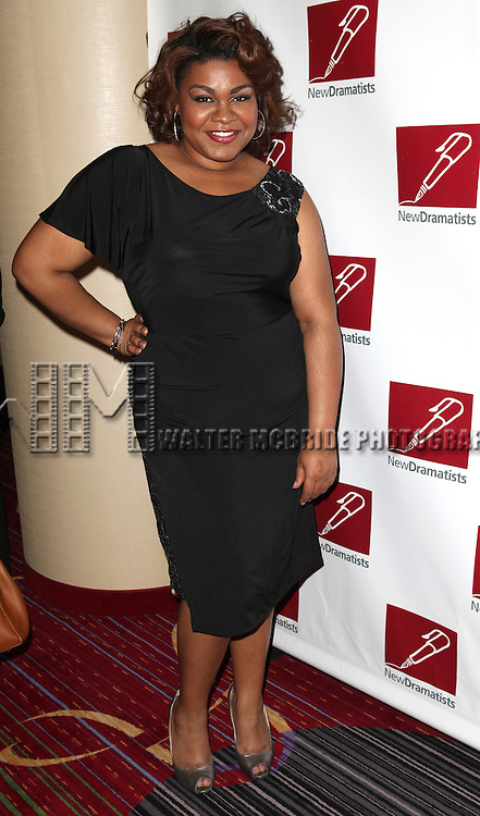 Da'Vine Joy Randolph.attending the New Dramatists 63rd Annual Spring Luncheon to Honor Bernadette Peters at the Marriott Marquis Hotel in New York City on 5/24/2012 © Walter McBride/WM Photography .