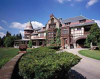 Sonnenberg Mansion. Canandaigua New York United States Sonnenberg Gardens.