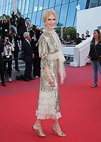 Nicole Kidman at the premiere for &quot;How To Talk To Girls At Parties&quot; at the 70th Festival de Cannes, Cannes, France. 21 May 2017<br /> Picture: Paul Smith/Featureflash/SilverHub 0208 004 5359 sales@silverhubmedia.com
