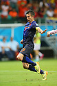 Robin Van Persie (NED), <br /> JUNE 13, 2014 - Football /Soccer : <br /> 2014 FIFA World Cup Brazil <br /> Group Match -Group B- <br /> between Spain 1-5 Netherlands <br /> at Arena Fonte Nova, Salvador, Brazil. <br /> (Photo by YUTAKA/AFLO SPORT) [1040]