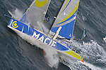 2014 - ROUTE DU RHUM START - SAINT MALO - FRANCE