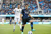 San Jose, CA - Saturday May 05, 2018: Vako during a Major League Soccer (MLS) match between the San Jose Earthquakes and the Portland Timbers at Avaya Stadium.