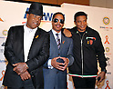 "Tito Jackson, Marlon Jackson and Jackie Jackson, Dec 12, 2011 : Tito Jackson, Marlon Jackson and Jackie Jackson attends the Amway Japan's charity event in Tokyo, Japan, on December 12, 2011. Jacksons visited to Japan for perform at an event ""Michael Jackson tribute live"" in Tokyo, on December 13th and 14th."