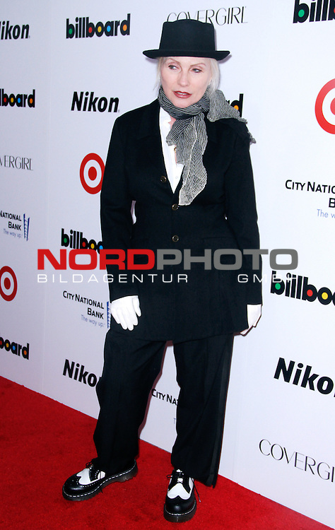 Deborah Harry attends the 2013 Billboard Women in Music Luncheon at Capitale in New York City, New York on December 10, 2013.   <br /> Foto &copy;  nph / Pixsell <br /> ***** Attention only in GER *****