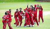 ICC World T20 Qualifier - GROUP B MATCH - Afghanistan v Oman at Heriots CC, Edinburgh - Oman win — credit @ICC/Donald MacLeod - 15.07.15 - 07702 319 738 -clanmacleod@btinternet.com - www.donald-macleod.com