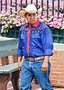 Juan Morales at Delaware Park on 7/6/15