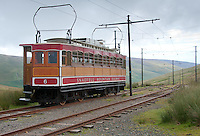 Snaefell Mountain Railway, Isle of Man.