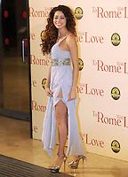 Aurora Cossio.Roma 13/4/2012 Auditorium.To Rome with Love - World Premiere.Foto Insidefoto Andrea Staccioli