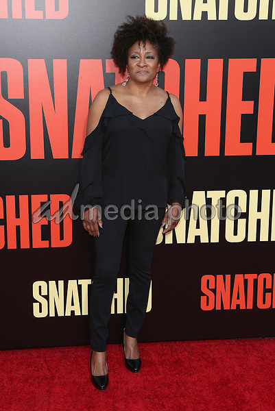 "10 May 2017 - Westwood, California - Wanda Sykes. ""Snatched"" World Premiere held at the Regency Village Theatre. Photo Credit: AdMedia"