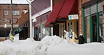 LEAD, SD - MARCH 31, 2009 --  Residents and businesses were busy  digging out from a blizzard in the Northern Black Hills Tuesday. Snowfall for Monday and Tuesday totaled 3 feet in some areas. (Photo by Dick Carlson/Inertia)