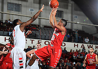 Stony Brook MBB at UHart 1/12/2014 a