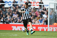 Kenedy of Newcastle United during Newcastle United vs Arsenal, Premier League Football at St. James' Park on 15th April 2018