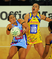 110226 ANZ Netball Championship - Central Pulse v Southern Steel