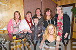 Angling Dinner : Attenddin the Ballybunion Angling Club Festival Celebration Dinner held at The Golf Hotel, Ballybunion on Saturady night last were in front Cody Enright & Maura Hanrahan. Back : Louise enright, Marie Rohan, Glenda Powell, Marie Gavin-Hughes & Grace McDermot.