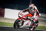 doha. qatar. 22.03.2014. qatar grand prix. qualifing classification from moto2. takaaki nakagami