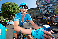 Picture by SWpix.com - 06/05/2018 - Cycling - 2018 Tour de Yorkshire - Stage 4: Halifax to Leeds - Magnus Cort Nielsen of Astana Pro Team