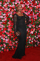 NEW YORK, NY - JUNE 10: Cynthia Erivo  at the 72nd Annual Tony Awards at Radio City Music Hall in New York City on June 10, 2018.
