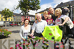 Memgers of Listowel tidy towns Elenor Enright, Michael Caffery, Mary O'Hanlon, Ava Heffernan, Paddy Keane, Jackie Barrett Madigan.
